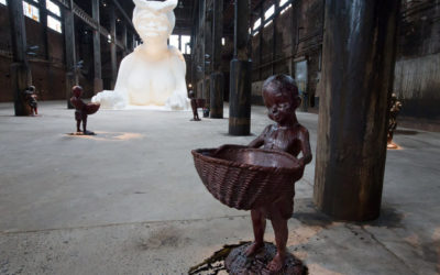 KARA WALKER 'THE MARVELLOUS SUGAR BABY'